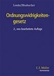Ordnungswidrigkeitengesetz: OWiG